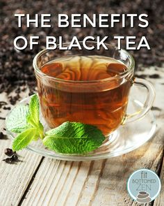 The Benefits of Black Tea Go Far Beyond the Teacup