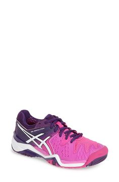 Designer Clothes, Shoes & Bags for Women Tennis Court Shoes, Athletic Gear, Asics Shoes, Designer Shoes, Nordstrom, Sporty, Shoe Bag, Boots, Sneakers