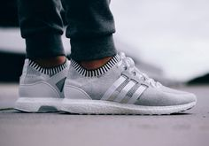 hot sale online a6fc1 8cb74 adidas EQT Support Ultra Primeknit Vintage White BB1242. Nike Running  TrainersMens Shoes ...