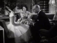 "DAS BEKENNTNIS DER INA KAHR (1954) Filmausschnitt ""Tanzen"""