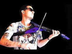 Clean Bandit - Rather Be (Violin Cover by Robert Mendoza) - YouTube