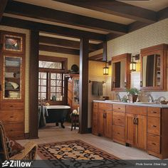 love the craftsman style. don't like frosted glass.