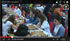Echecs : championnat du monde des jeunes EN DIRECT - http://www.chess-and-strategy.com/ #chess #scacchi #echecs #escacs #ajedrez #schach