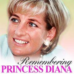 Real Princess, Princess Diana, Lady Diana, Memories, August 31, Birthdays, Events, News, Memoirs