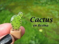 tutorial: miniature cactus
