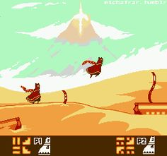 Journey NES Demake by Michafrar