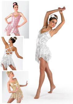 S085 - One Moment More - This sequin fishnet dress over attached shortall will help you awe the judges. Comes in White, Pink and Gold.