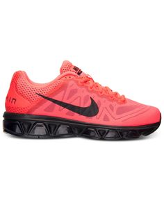 Sporty and pink and cute all over — Nike Air Max Tailwind 7 running sneakers