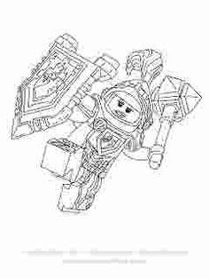 nexo knights clay ausmalbilder lego 01 mit bildern | superhelden malvorlagen, ausmalbilder