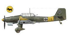 Ju-87 'Stuka' Dive-bomber