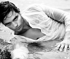 Why yes Edward, I will come and lay in the water with you!!
