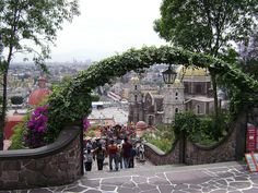 Tepeyac Hill, Overlooking Mexico City - Been There