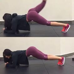 Abs, booty workout! photo credits @katyaelisehenry A new breakthrough 15 minute Workout App to guide you with Day-by-Day diets and fitness workouts that will transform your body into New You: strong, slim and fit!
