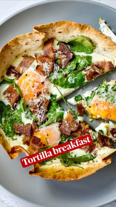 Brunch Recipes, Healthy Dinner Recipes, Mexican Food Recipes, Cooking Recipes, Ethnic Recipes, Breakfast Dishes, Breakfast Recipes, Healthy Meal Prep, Healthy Food