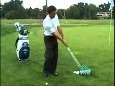 ▶ Golf Lessons - How To Chip in Golf - YouTube