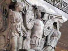 Severan Capital at San Lorenzo fuori le Mura (II) | Flickr – Condivisione di foto!