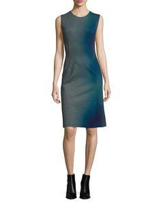 Chrissy Reversible Sleeveless Dress