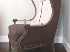 French wingback chair | ksl.com