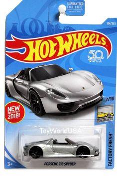 King Card, Porsche 918, Bmw M4, Hot Wheels Cars, Small Cars, Diecast Models, Classic Toys, Dream Cars, Ebay