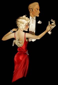 Art Deco Controlled Tango by (I'm guessing Leyendecker) Art Deco Posters, Vintage Posters, Vintage Art, Dance Posters, Vintage Dance, Shall We Dance, Just Dance, Moda Art Deco, Ballroom Dancing