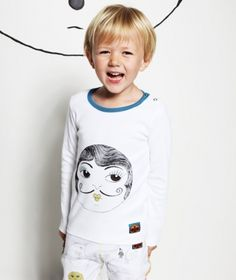 coole pyjama voor Olaf