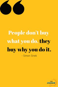SEO Marketing Quotes People don't buy what you do, they buy why you do it. Digital Marketing quote by Simon Sinek. Marketing Articles, Marketing Goals, Content Marketing Strategy, Marketing Software, Seo Marketing, Social Media Quotes, Career Quotes, Leadership Quotes, Business Quotes