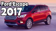 2017 Ford Escape Driver Assist Features Six Speed Automatic