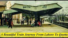 Lahore To Quetta On Jaffar Express Another Vlog on Pakistan Railways Pakistan Railways, Days In July, Train Journey, Train Travel, Street View