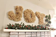Coffee Filter Christmas Decor I Heart Nap Time | I Heart Nap Time - Easy recipes, DIY crafts, Homemaking