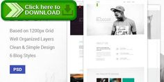[ThemeForest]Free nulled download Bloga - Modern Creative Multipurpose Blog Template from http://zippyfile.download/f.php?id=4169 Tags: art, art blogger, blog, blogger, bloging, creative, gallery, modern, music, music blogger, personal, photo, photo blogger, portfolio, professional