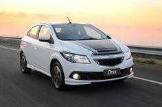 """Onix, o """"carro da virada"""" da Chevrolet no Brasil,  chega ás concessionárias"""