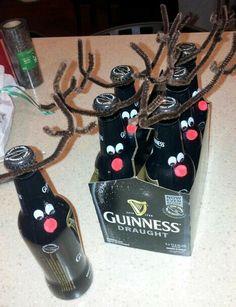 Guinness Reigndeer