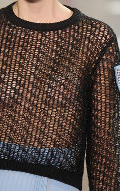 Decorialab: Knitwear Details S/S 2014 , Dior