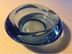 Glas, Askebæger i blåt