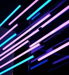 80s neon signage – G