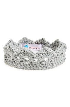 Free shipping and returns on BLUEBERRY HILL The Blueberry Hill 'Avery' Headband (Baby Girls) at Nordstrom.com. A comfy crocheted headband serves perfectly as your little princess's first crown.