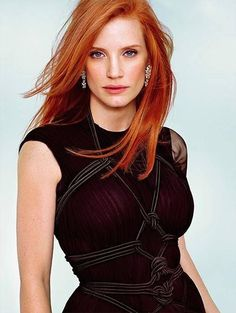 Aries - Jessica Chastain - http://www.simplysunsigns.com/