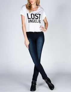 YMI Coming & Going Womens Skinny Jeans 223320184 | Jeans | Tillys.com