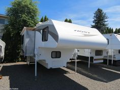 2007 Host HOST  YELLOWSTONE DS - Used Truck Camper For Sale by Curtis Trailers in Aloha, Oregon