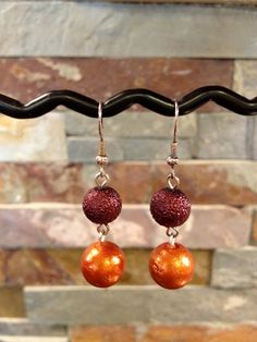 Virginia Tech Hokies Earrings