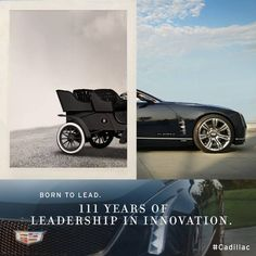Born to Lead #Cadillac