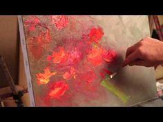 Живопись маслом. Макс скоблинский Курсы. как рисовать.Бесплатно oil painting lesson - YouTube
