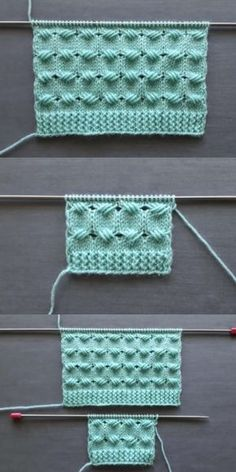 Cross-ties knitting pattern women's vest and baby blanket samples - Crochet Baby Knitting Patterns, Knitting Stiches, Easy Knitting, Crochet Blanket Patterns, Knitting Designs, Crochet Designs, Stitch Patterns, Diy Crafts Knitting, Baby Girl Crochet Blanket