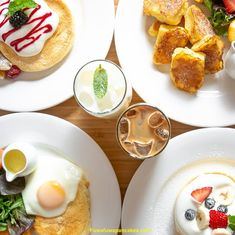 First Soufflé Pancake Shop from Tokyo to open in Toronto. Handcrafted Pancakes originated from Japan. Fuwa Fuwa means fluffy fluffy in Japanese and that is the feeling you'll get when having our pancakes. Pancake Shop, Fuwa Fuwa, Strawberry Pancakes, Souffle Pancakes, Fluffy Pancakes, Smoked Salmon, Toronto, French Toast, Japanese