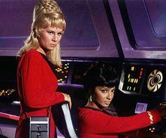 Rand and Uhura...