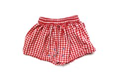 vintage girls shorts osh kosh gingham plaid by diaphanousvintage