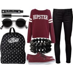 hipster. - Polyvore