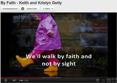 """""""By Faith"""" by Keith and Kristyn Getty"""