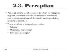 33 Best Perception Definition Images Perception Perception
