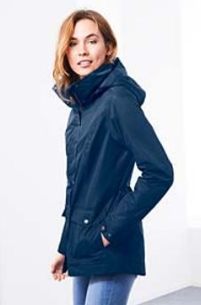 Nepromokavá bunda 362578 z e-shopu Tchibo. Im Online, Raincoat, My Style, High, Jackets, Shopping, Products, Fashion, Rain Jacket